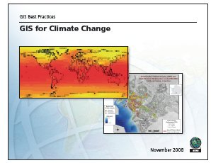 GIS for Climate Change e-book