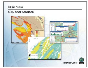 GIS and Science e-book