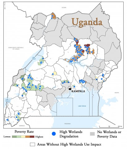 uganda_wetlands_map
