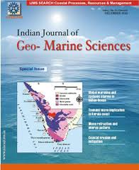Indian Journal of Geo-Marine Sciences