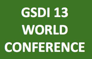 GSDI World Conference (GSDI 13)