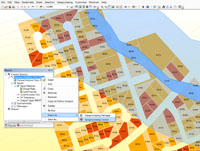 Use ArcGIS 10.1 to deliver any GIS resource, including imagery, geodata, and tools, as a web service.
