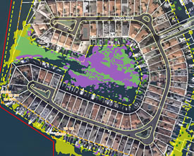 At 10.1, users can deliver any GIS resource as a web service.