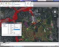 Use ArcGIS for AutoCAD to easily add, create, and edit GIS information in your AutoCAD drawings.