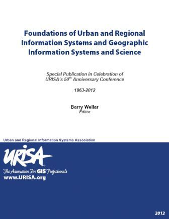 Foundations of Urban and Regional Information Systems and Geographic Information Systems and Science
