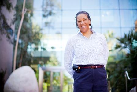Dr. Dawn Wright, Esri's chief scientist.