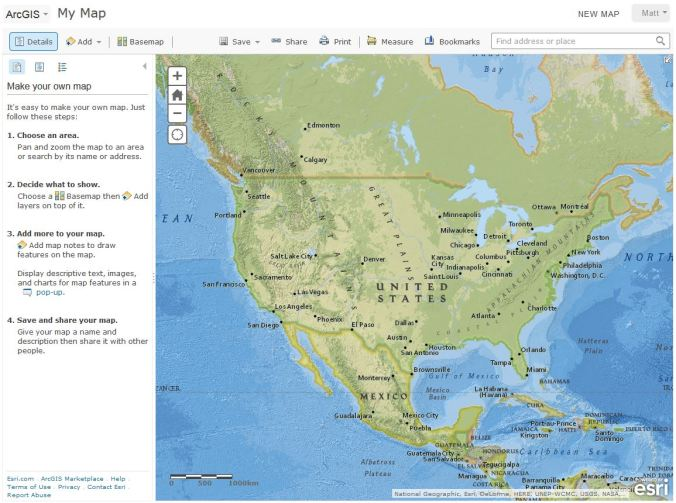 Create your own story maps for free a simple tutorial gis and 03 basemap gumiabroncs Gallery