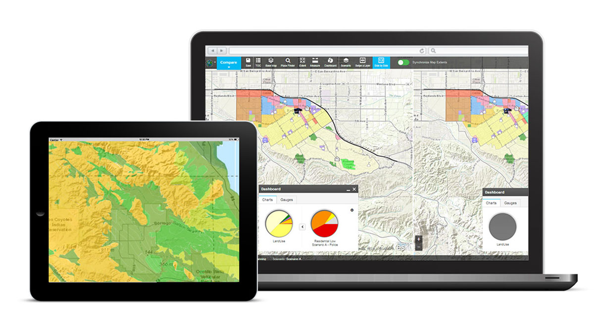 GeoPlanner for ArcGIS Enables Resilient Design | GIS and Science