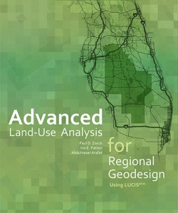 The book teaches concepts and walks readers through how to identify potential land-use conflicts and make smarter land-use decisions using specialized methods and tools that complement Esri's ArcGIS.
