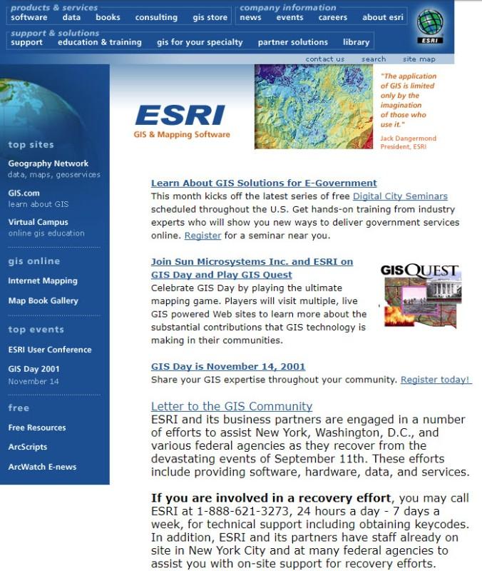 esri.com2001
